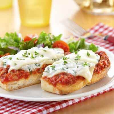 Lasagna Bread Image