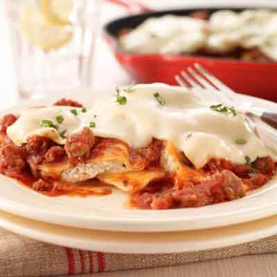 Lazy Lasagna Image