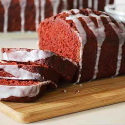 Red Velvet Mini Loaves Recipe Land O Lakes