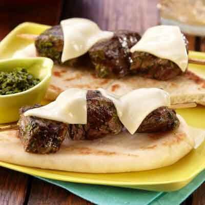 Curried Beef Kabobs Image