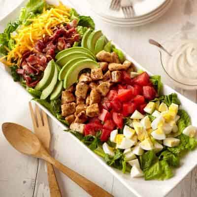 Lemon Pepper Cobb Salad Image