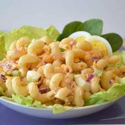 Tuna Pasta Salad Image