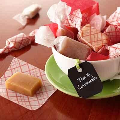 Earl Grey Caramels Image