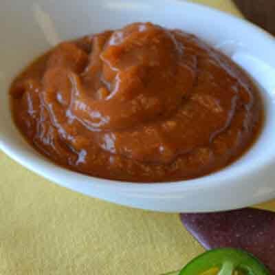 Mango BBQ Sauce Image