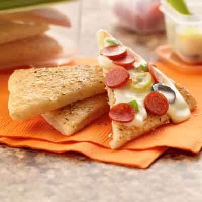 Cheesy Pizza Bites