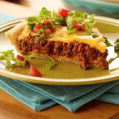 Taco Pie Image