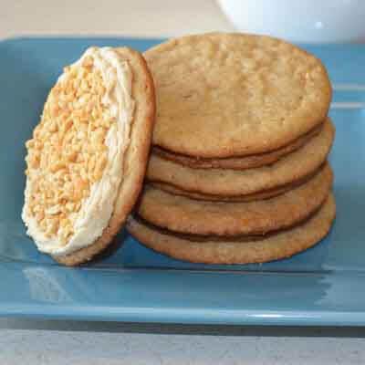 Honey Peanut Butter Cookie Recipe
