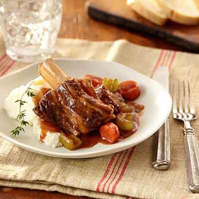 Slow Cooker Beef Short Ribs Image
