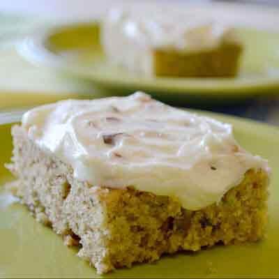 Zucchini Cake Image