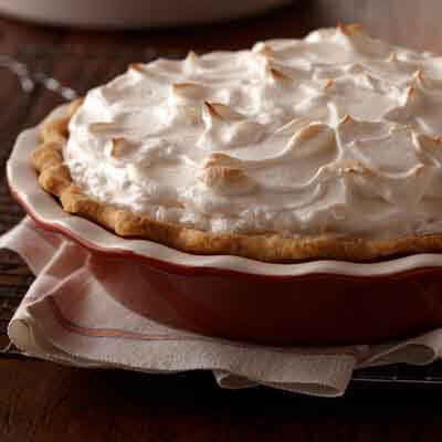 Pumpkin Meringue Pie Image