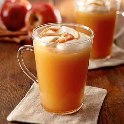 Salted Caramel Apple Cider Image