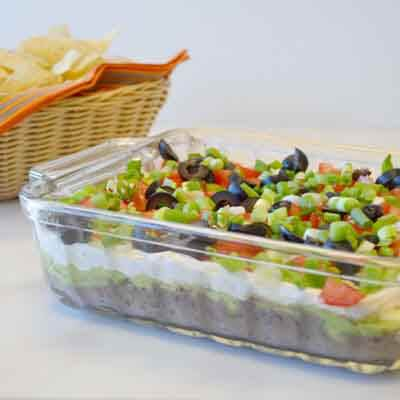 Hot & Cheesy Guacamole Dip Image