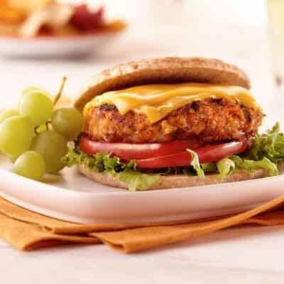 Veggie Cheeseburgers