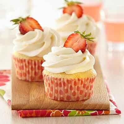 Strawberry Shortcake Cupcakes Image