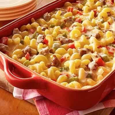 Tuscan Macaroni & Cheese Image