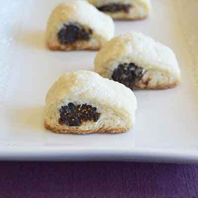Mini Fig Pastries Image