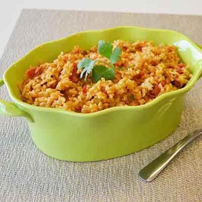 Zesty Spanish Rice