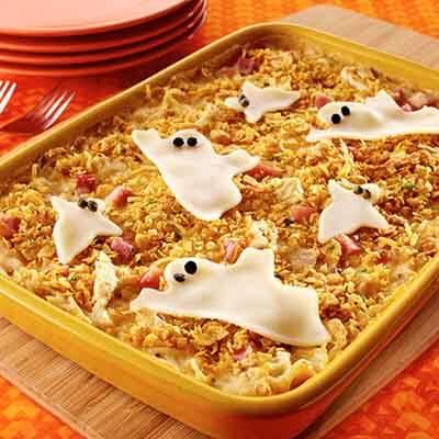 Halloween Casserole Recipes