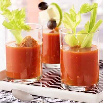 Bloody Mary Soup Recipe