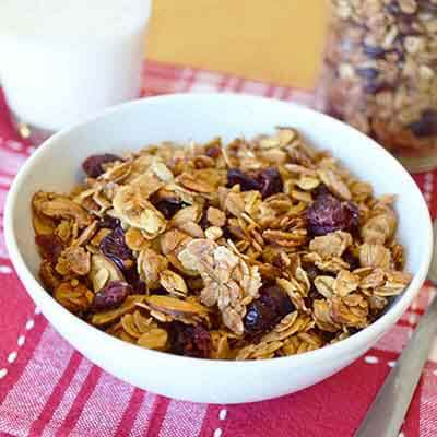 Crunchy Granola Image