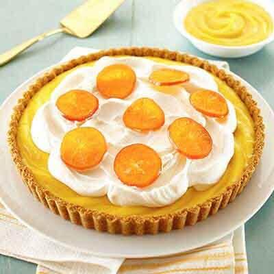 Tangerine Supreme Tart Image
