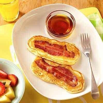 Bacon Pancake Sticks Image