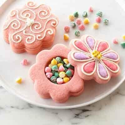 Flower Surprise Cookies Image