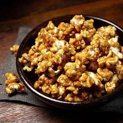 Curry Caramel Corn Image