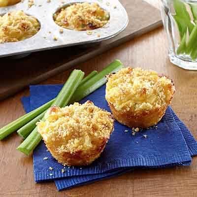 Mini Macaroni & Cheese Image