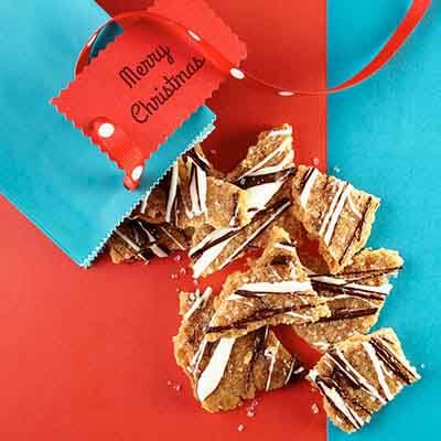 Spiced Cookie Bark Image