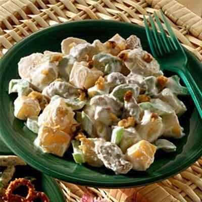 Creamy Hawaiian Salad Image