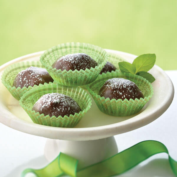 Chocolate Mint Drops
