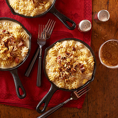 Beer Cheese Mac and Cheese