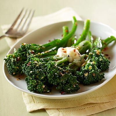 Sesame Soy Broccolini