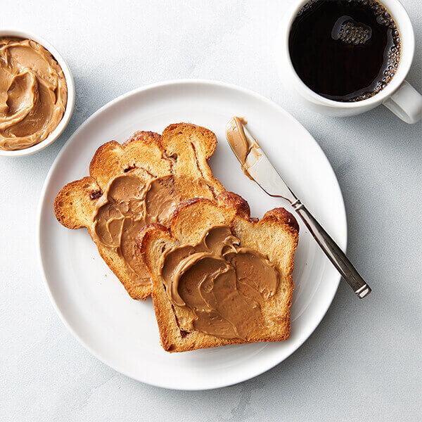 coffee butter spread image