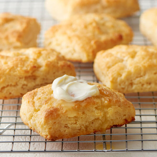 Perfect Flaky Butter Biscuits Image