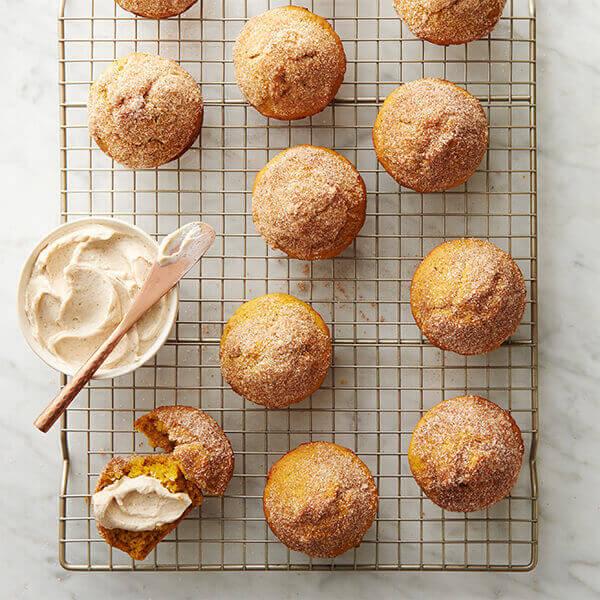 Pumpkin Spice Muffins Image