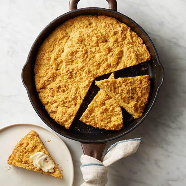 Southern Skillet Cornbread Recipe Land O Lakes