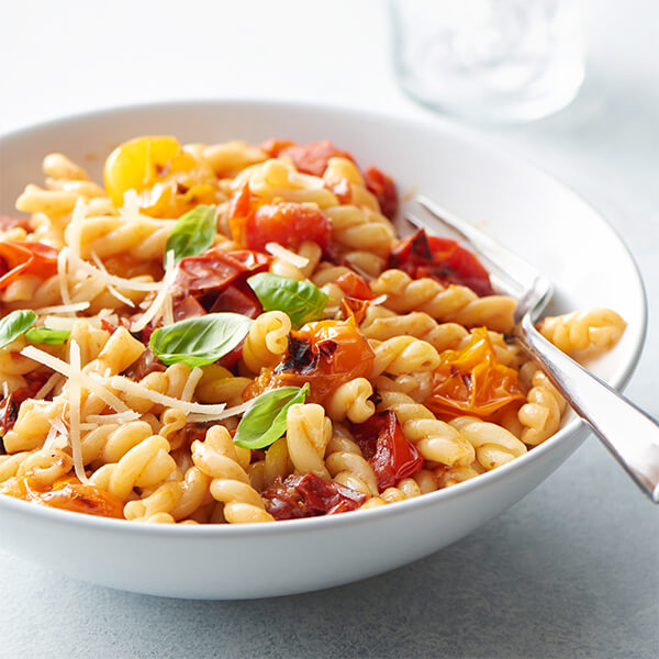 Weeknight Pasta with Tomato Butter Sauce