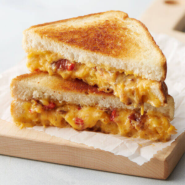 Bacon & Pimento Cheese Grilled Cheese  Image