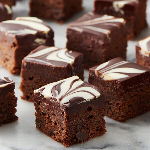 Triple Chocolate Truffle Bars recipe