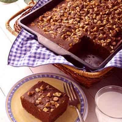 Chocolate Butterscotch Cake Recipe