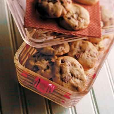 Buttery Toffee Cookies Recipe