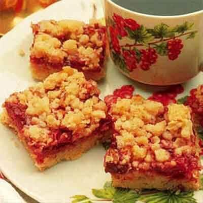 Cherry Nut Bars Image