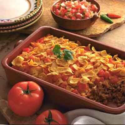 Mexican Casserole Dinner Image