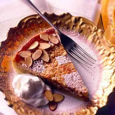Triple Almond Torte Image