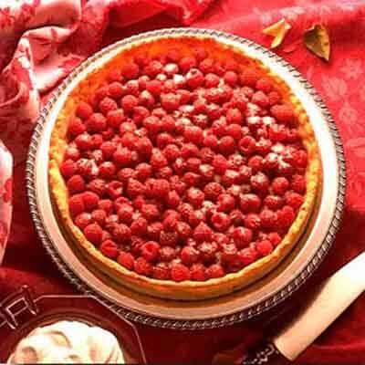 Raspberry Tart Image