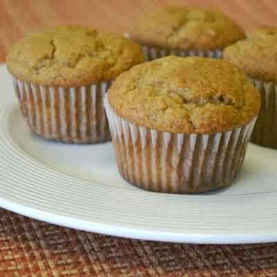 Spiced Pumpkin Muffins Image