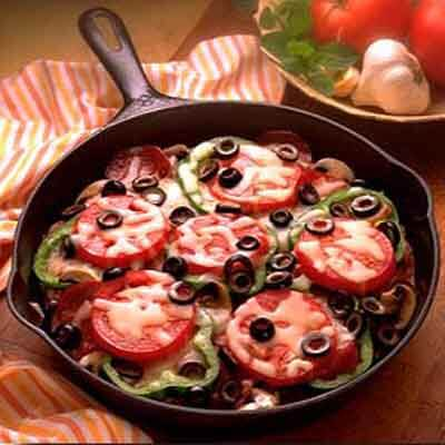 Skillet Pan Pizza Image