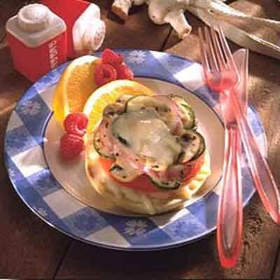 Farmers' Market Sandwich Image